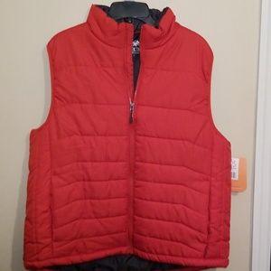Men's Pacific Trails Puff Vest Size Large - NEW